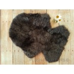Stokke Black Long Wool Sheepskin Liner