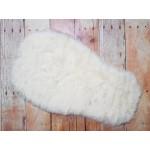 Universal White Long Wool Sheepskin Liner